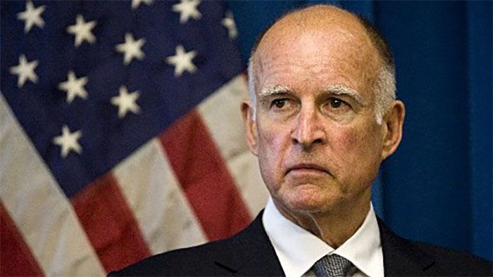 How To Write A Letter Governor Jerry Brown