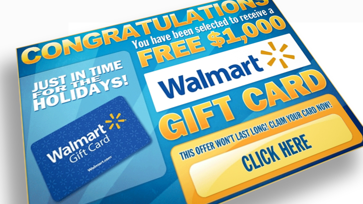 walmart gift card holiday scam alert what to do if you get a gift card or check