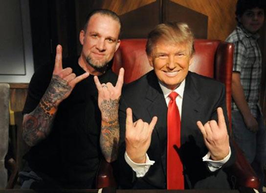 Jesse James Donald Trump