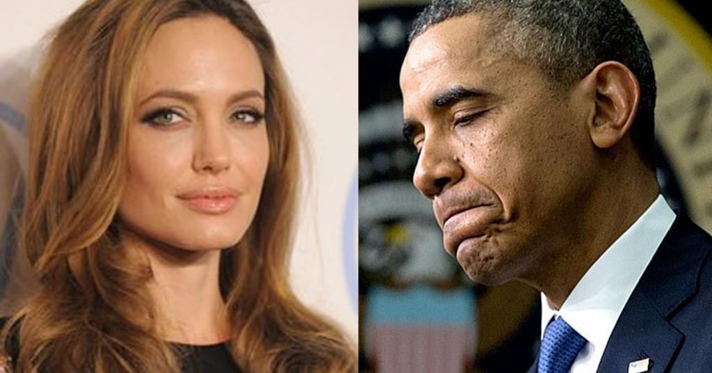 Jolie Obama