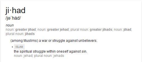 jihaddefinition