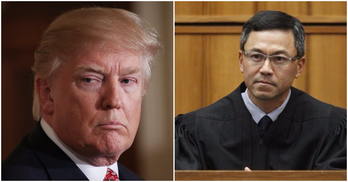Which Federal Judge Stopped The Travel Ban