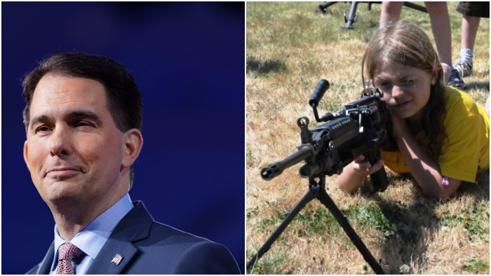Gov. Scott Walker Is Allowing Kids Younger Than 10 Years Old To Hunt