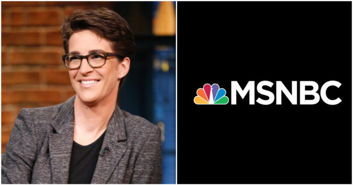 MSNBC's Rachel Maddow Has The Highest Rated Show In Cable News