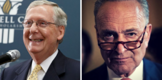 McConnell and Schumer